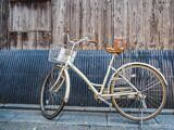 Bicycle in Gion Alley