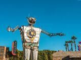 Big Giant Robot Thing – Las Vegas, Nevada