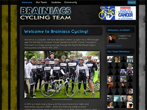 Brainiacs Cycling