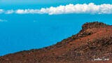 Deep Blue Sea from Mount Haleakala