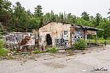 Derelict Northern Ontario Gas Station