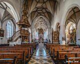 Höchstädt Cathedral – Höchstädt an der Donau, Bavaria, Germany