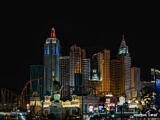New York New York Hotel – Las Vegas, Nevada