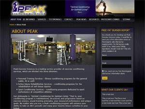 Peak Exercise Sciences