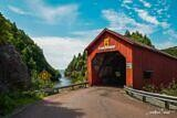 Point Wolfe Covered Bridge – Fundy National Park
