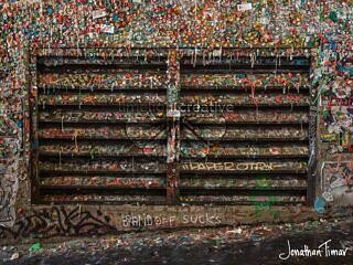 Seattle Gum Wall Vent