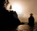Siwash Rock – Stanley Park, Vancouver