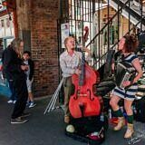 Slappin' the Bass – Pike Place Market