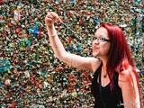 Permalink to Sticky In Seattle – The Seattle Gum Wall