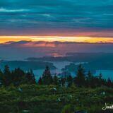 Sunset Over Prince Rupert