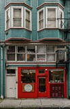 The Red Door Building