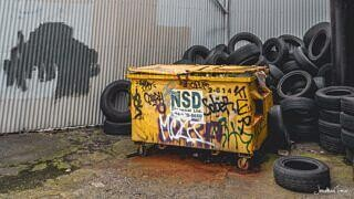 Tires and Trash