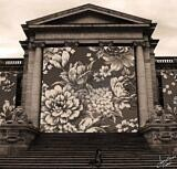 Vancouver Art Gallery (black and white version)