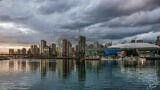 Vancouver Skyline from Science World