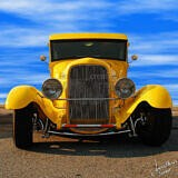 Permalink to Yellow Hot Rod