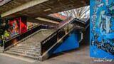 Yoyogi Park Staircase
